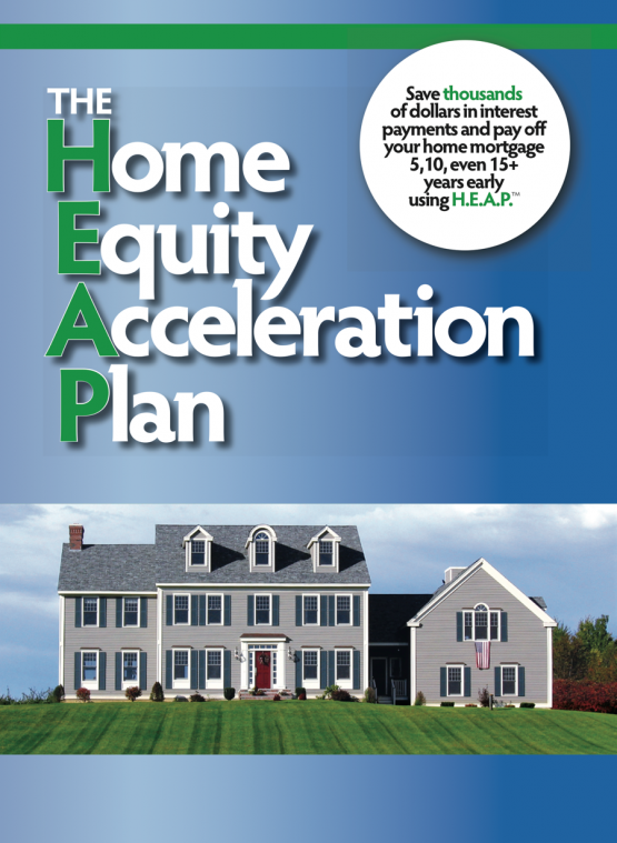 H.E.A.P.™, Home Equity Acceleration Plan Book | Paperback