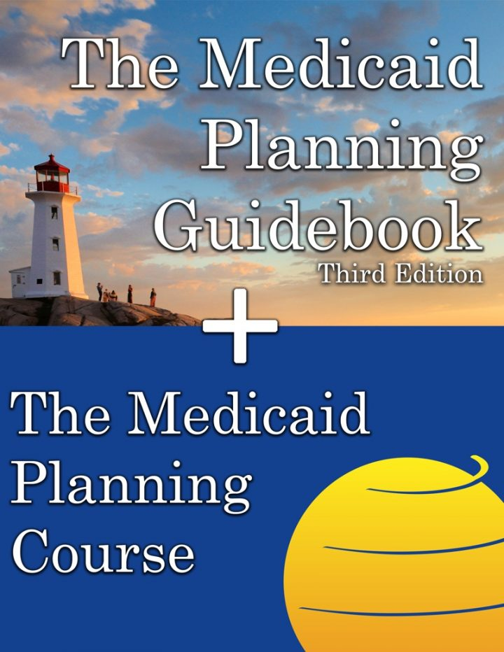 Medicaid Planner Course & Medicaid Guidebook